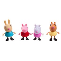 PPG106 FISHER PRICE Peppa Pig Best Friends Pack