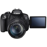 Canon EOS 700D - 18 MP - Lensa Kit 18-55mm IS STM – Hitam (GRAB IT FAST) !!