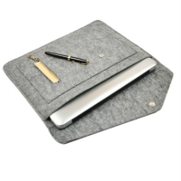 Sleeve Case Bag 13' for Macbook / Notebook / Tablet (CP08) - Grey