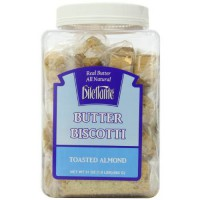 [macyskorea] Dilettante Toasted Almond Individually Wrapped Biscotti, 18-Count Packages/4432158