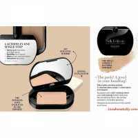 Bourjois Silk Edition Compact Powder Shade 53