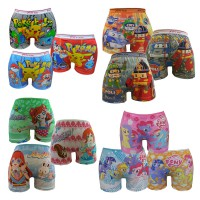 Bananana - [Set 3 Pieces] Boxer Anak Aneka Motif Karakter Terkenal For Boy & Girl