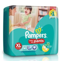 pampers baby dry pants s-xl