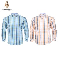 Hush Puppies Kemeja Pria Spancer MB10613 | Available 2 Color