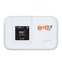Huawei Bolt E5372S Slim Mobile WiFi - Putih