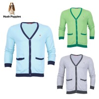 Hush Puppies Cardigan Pria Scotty MH10615 | Available 3 Color