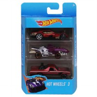[Mainan Die Cast] HOT WHEELS PACK ISI 3PC - K5904