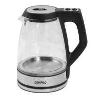 Denpoo Electric Kettle DMA-177D-Glass