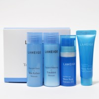 LANEIGE - Moisture Care Trial Kit (4 Items)