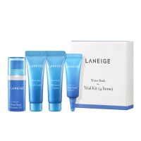 LANEIGE - Water Bank Trial Kit (4 Items)