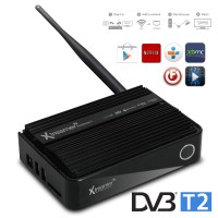 Xtreamer Sidewinder 4 Media Player + DVB-T2