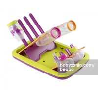 Beaba Folding Feeding Bottle Draining Rack - Gypsy
