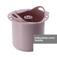 Beaba Pasta/Rice Cooker For Solo And Duo - Pastel Pink