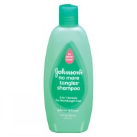 Johnson's Baby No More Tangles Shampoo 384 ml