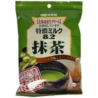 [poledit] UHA mikakuto High Concentrated Milk Hard Candy Matcha Green Tea (Japanese Import/12830140