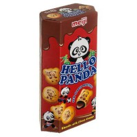 [macyskorea] Meiji Hello Panda Biscuits with Chocolate Cream, 2-Ounce Boxes (Pack of 20)/7161606