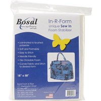 [macyskorea] Bosal In-R-Form Unique Sew In Foam Stabilizer-18X58 White 1/Pkg Model 492-18/8107103