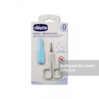Chicco Baby Safety Scissor - Blue
