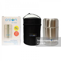 Crown Food and Soup Thermos 600ml