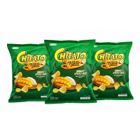 [PROMO] Bundling Chitato Mango Sticky Rice 55 gr (3 Pcs)