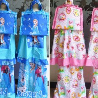 Mukena Anak Hello Kitty / Frozen