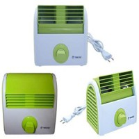 Kipas angin AC MINI PORTABLE TWIN DOG