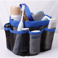 Shower Caddy 8 Pocket - Toilet Organizer | Tempat penyimpanan praktis