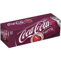 [poledit] Coca-Cola Coca Cola Cherry Coke, 12 Ounce (Pack of 12) (R2)/12550766