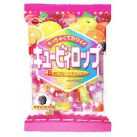 [poledit] All About Living Bourbon Cubyrop, Japanese Cubed Hard Candy Assorted Fruit Flavo/13873307