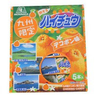 [poledit] Morinaga Japan Chewy Candy`morinaga Hi Chew` Limited Orange Flavor (T1)/12827428