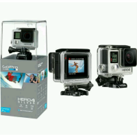 Action Camera GoPro 4 Silver