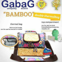 Cooler Bag Gabag Bamboo