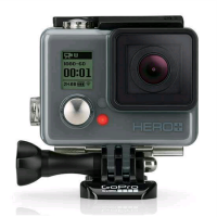GoPro Hero+ LCD With GoPro 3 Way Grip