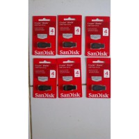 Sandisk Flash Disk CZ50 Cruzer Blade - 4 GB