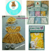 BAJU BABY FASHION (BABY GIRL FASHION GIFTSET)