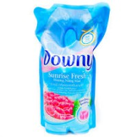 Downy Sunrise Fresh Refill - 1Lt / 2 pcs