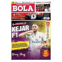 [SCOOP Digital] Tabloid Bola / ED 2722 DEC 2016