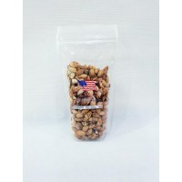 KACANG ALMOND IN SHELL 500gr / Roasted Almond Panggang CREAMY SUSU  - USA California