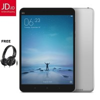 XIAOMI Mi Pad 2 RAM 2GB Internal 16GB - Dark Gray and Gold FREE Philips SHL3065 Headphone