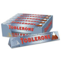 [poledit] Toblerone Snowtop Chocolate Bar 100g (10-pack) (T1)/12938919