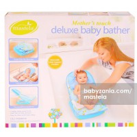 Mastela Deluxe Baby Bather - Blue Fish