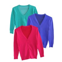 Basic Cardigan Best Color Korea - High quality material