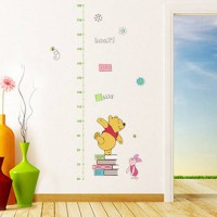 [globalbuy] 30x60cm New 2016 Brand Cute Wall Decal Bear The Pooh Home Decor DIY Vinyl Stic/4489337