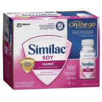 [poledit] ROSS NUTRITIONAL Similac Sensitive Isomil Soy Infant Formula, Soy, with Iron, Bi/13486329