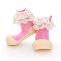 Attipas Baby Shoes Lady Pink