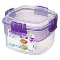 [poledit] Sistema 21320 Snacks Container, 400ml (R1)/13099089