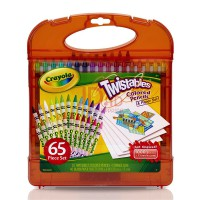 CRAYOLA Twistable Colored Pencil Kit 045225