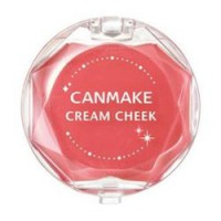 Canmake Cream Cheek CL01 - Clear Love Song Pink