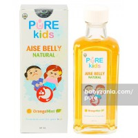 Pure Kids Aisie Belly Natural 60ml