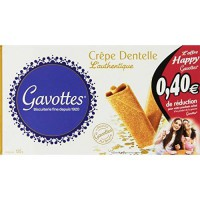 [poledit] Loc Maria Gavottes - Crispy Lace Crepes From France 2 Packs 2x24 Crepes 2x4.4oz /13656800